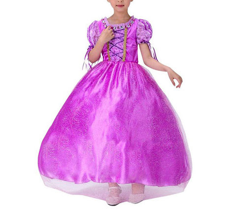 Disney Prinzessin Kleid in Lila